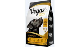 Vegas Kuzu Etli Köpek Maması